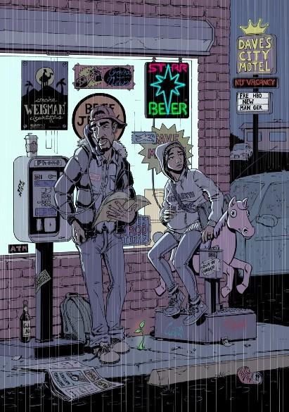 jose y maria modern